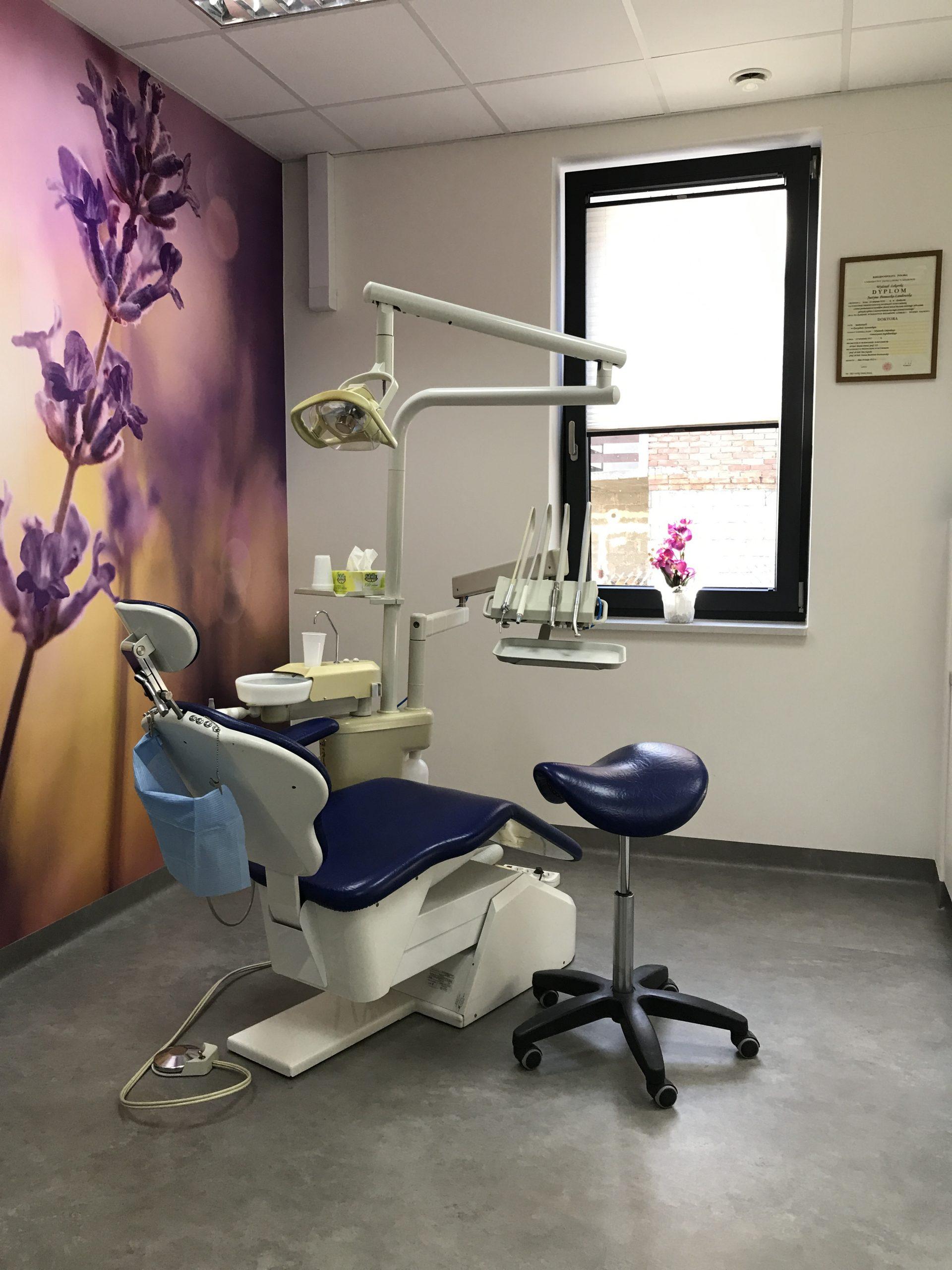 Gabinet stomatologiczny Wieliczka